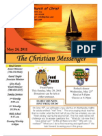 May 24 Newsletter