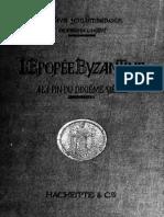 Schlumberger. L'épopée byzantine à la fin du dixième siècle. 1896. Volume 1.