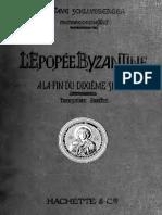 Schlumberger. L'épopée byzantine à la fin du dixième siècle. 1896. Volume 3.