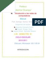 MANUAL TECNICO DE GACHUZ