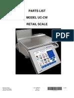 17089800auc-Cw Parts Manual