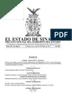 Decreto que prohíbe Narcocorridos en Sinaloa