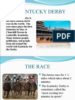 Kentucky Derby PPT