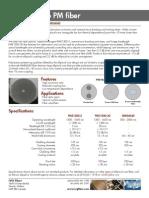 Datasheet Elliptical Core