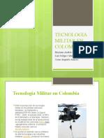 Tecnologia Militar en Colombia