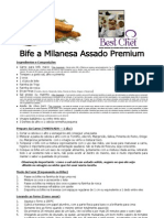 Bife a Milanesa Assado Premium