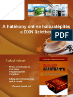 5 a Hatekony Online Halozatepites