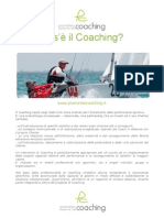 Cos'è il Coaching?