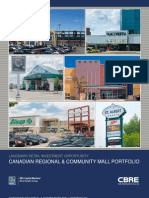 Investment Summary - Ivanhoe Cambridge Canadian Retail Portfolio