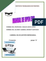 Manual de Open