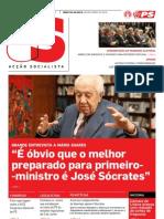 Acção Socialista Nº1358 - Maio/2011