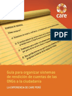 01 Guia Sobre Como Rendir Cuentas CARE Peru 2010