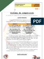 Sistema de Competición y reglamento XXIV Torneo Nano
