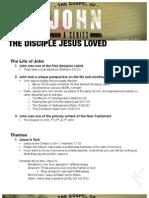 The Gospel of John - The Disciple Jesus Loved