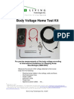 EARTHING BV Home Measuring Instructions