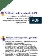 Aspecte Manageriale Specifice in Rp