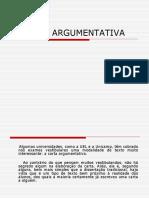 A Carta Argumentativa - Tr