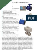 principio de funcionamento do medidor vazão -  segunda pagina