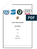 User Manual Vag k+Can 2 0