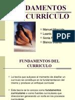 Fundamentos Del Curriculo3638