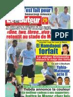 LE BUTEUR PDF du 25/05/2011