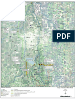 Fargo Flood Diversion Project Overview Map