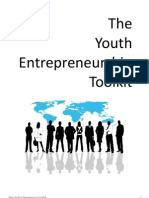 Youth Entrepreneurship Toolkit