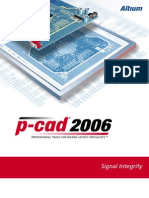 P-CAD 2006 Signal Integrity User's Guide
