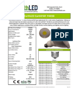 EarthLED EarthPAR™ 38 Lamp