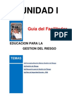 Gestion de Riesgo Educativo
