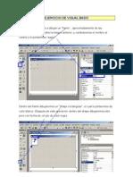 Ejercicio de Visual Basic