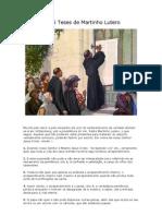 As_95_Teses_de_Martinho_Lutero
