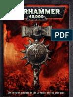 Warhammer 40k 5E Rulebook