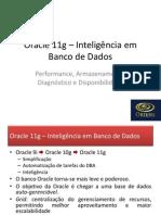 Oracle 11g – Inteligência em Banco de Dados