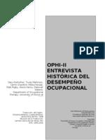 OPHI II Original Con n Meros