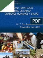 Presentación DDHH2011