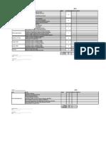 HND GU2 Project Marking Scheme New