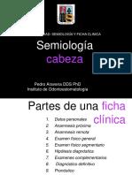 Semiologia signos sintomas cirugia oral boca