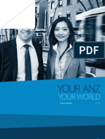 ANZ Annual Report 2010