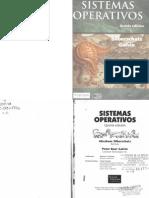 Sistemas Operativos de Silberschatz Galvin 5ta edicion