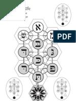 Polyhex Tree of Life Wall-charts