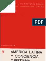 América Latina y conciencia cristiana