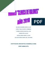 MODULO_CLINICA_DE_VALORES[1]