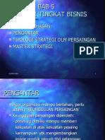 BAB 5 Strategi Pertumbuhan