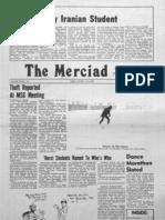The Merciad, Dec. 7, 1979