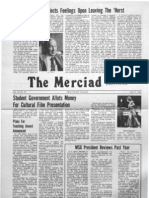 The Merciad, May 9, 1980