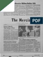 The Merciad, Sept. 19, 1980