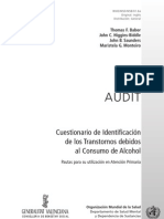 Audit Manual Spanish