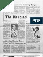 The Merciad, Oct. 17, 1980