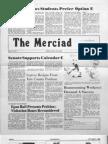 The Merciad, Oct. 31, 1980